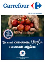 Act for food Carrefour