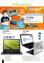 Offerte di Tablet per bambini nella volantino di Ipercoop