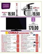 Offerte di Elettrodomestici nella volantino di Conad Superstore