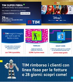 Catalogo Tim a Firenze ( Scaduto )