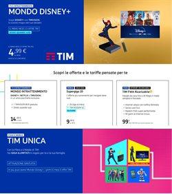 Offerte Elettronica e Informatica nella volantino di Tim a Pisa ( Per altri 24 giorni )