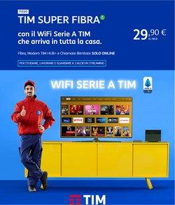 Catalogo Tim a Napoli ( Pubblicato ieri )