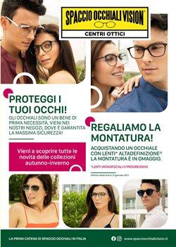 Offerte Salute e Ottica nella volantino di Spaccio Occhiali Vision a Lonato del Garda ( Per altri 10 giorni )