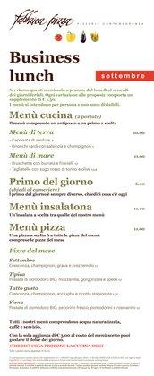 Offerte di Ristoranti nella volantino di Fabbrica Pizza ( Per altri 8 giorni)