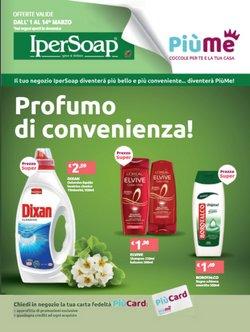 Offerte Profumeria e Bellezza nella volantino di Ipersoap a Verona ( 3  gg pubblicati )