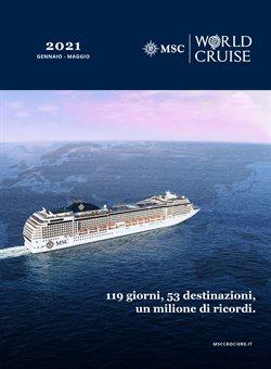 Catalogo MSC Crociere a Venezia ( Più di un mese )