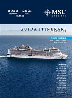Offerte Viaggi nella volantino di MSC Crociere a Genova ( Per altri 11 giorni )