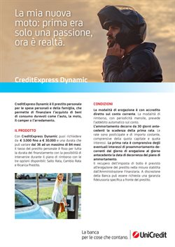 Catalogo UniCredit a Priolo Gargallo ( Scaduto )