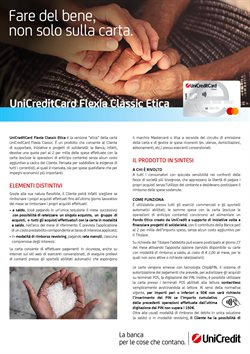Catalogo UniCredit ( Per altri 15 giorni )