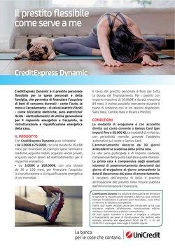 Offerte di Banche e Assicurazioni nella volantino di UniCredit ( Per altri 3 giorni)