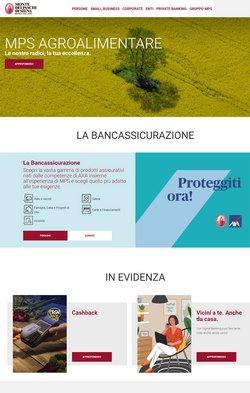 Offerte Banche e Assicurazioni nella volantino di Banca Monte dei Paschi di Siena a Torino ( Per altri 4 giorni )