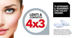 Offerte Ottica nella volantino di VistaSì a Napoli