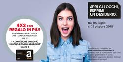 Offerte Ottica nella volantino di VistaSì a Udine (Udine)