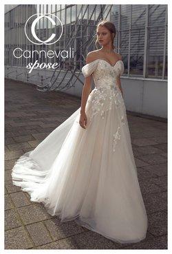 Offerte di Matrimonio nella volantino di Carnevali Spose ( Per altri 23 giorni)