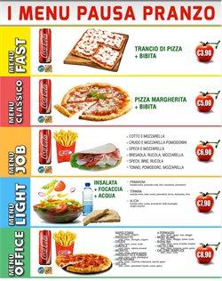 Offerte di Pizza Away nella volantino di Saronno