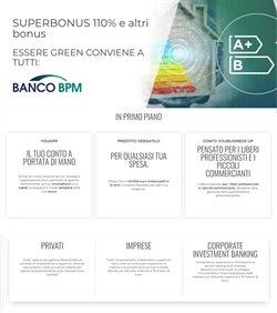 Offerte Banche e Assicurazioni nella volantino di Banco BPM a Alessandria ( Più di un mese )