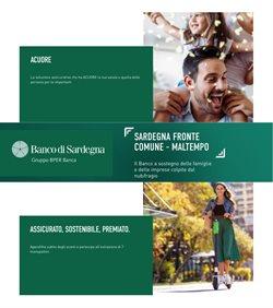 Offerte Banche e Assicurazioni nella volantino di Banco di Sardegna a Milano ( Per altri 9 giorni )