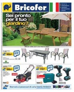 Offerte Bricolage e Giardino nella volantino di Bricofer a Ragusa ( 3  gg pubblicati )