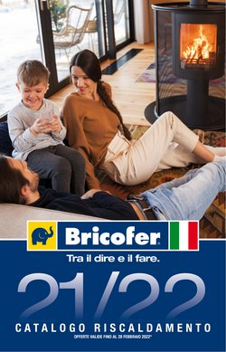 Offerte di Bricofer nella volantino di Bricofer ( Più di un mese)