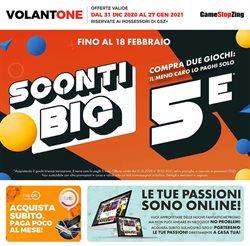 Offerte Elettronica e Informatica nella volantino di Gamestop a Pisa ( Scade oggi )