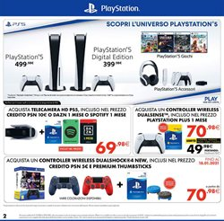 Offerte di PlayStation 4 a Gamestop