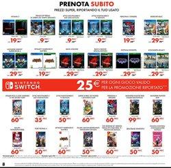 Offerte di Nintendo Switch a Gamestop