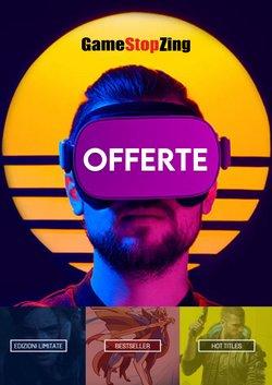 Offerte di Gamestop nella volantino di Gamestop ( Pubblicato ieri)