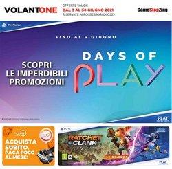 Offerte di Gamestop nella volantino di Gamestop ( Per altri 9 giorni)
