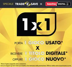 Offerte Videogiochi nella volantino di Gamestop a Modena