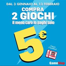 Offerte di Gamestop nella volantino di Ferrara