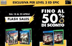 Offerte Videogiochi nella volantino di Gamestop a Firenze