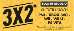 Offerte Sony nella volantino di Gamestop a La Spezia