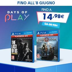 Coupon Gamestop a Pistoia ( 2  gg pubblicati )