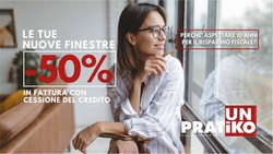 Offerte di Bricolage e Giardino nella volantino di Pratiko Brico e Arredo ( Scade domani)