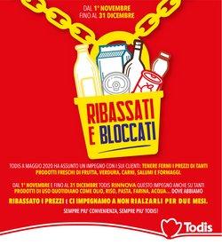 Catalogo Todis a Latina ( Più di un mese )