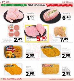 Offerte di Hamburger a Todis