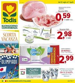 Offerte di Todis nella volantino di Todis ( Per altri 8 giorni)