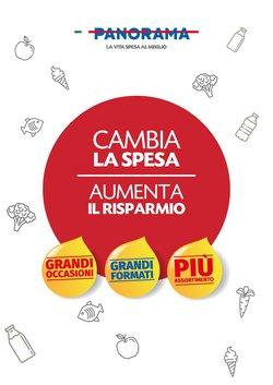 Catalogo Panorama a Lucca ( Più di un mese )