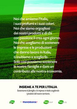 Catalogo Panorama a Firenze ( Più di un mese )