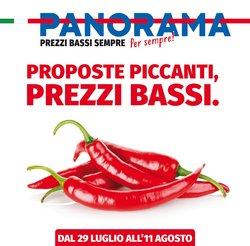 Offerte di Iper Supermercati nella volantino di Panorama ( Per altri 6 giorni)