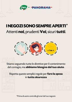 Catalogo Pam a Torino ( Più di un mese )