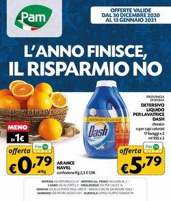 Catalogo Pam a Genova ( Scaduto )