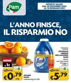 Catalogo Pam a Saronno ( Scaduto )