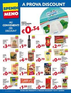 Offerte di Iper Supermercati nella volantino di Pam ( Per altri 8 giorni )