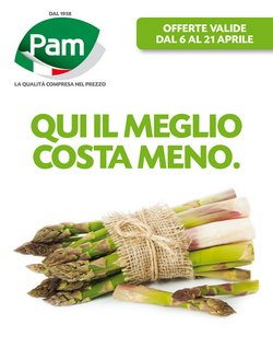Catalogo Pam a Milano ( Per altri 5 giorni )
