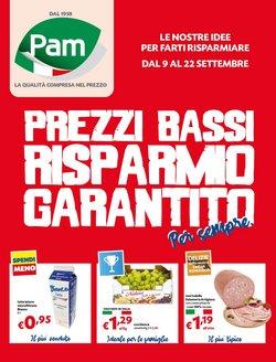 Offerte di Iper Supermercati nella volantino di Pam ( Per altri 6 giorni)