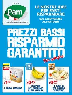 Offerte di Iper Supermercati nella volantino di Pam ( Per altri 8 giorni)