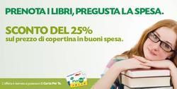 Offerte di Pam nella volantino di Milano