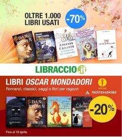 Offerte Libreria e Cartoleria nella volantino di Il Libraccio a Acireale ( Per altri 5 giorni )