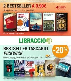 Offerte di Libreria e Cartoleria nella volantino di Il Libraccio ( Scade domani)